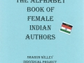 The Alphabet Book of Female Indian Authors