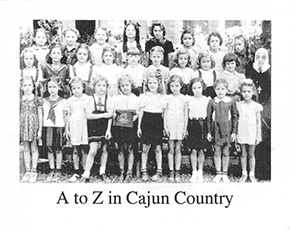 A to Z in Cajun Country