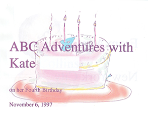 ABC Adventures with Kate Collins