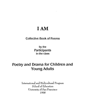 I Am; Collective book of Poems