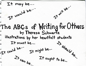 The ABC's of Writing for Others